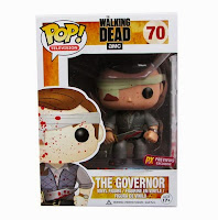 Funko Pop! The Governor White Patch Bloody