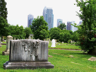Mag Plein Air Buds Will Be At Elmwood Cemetery 5 22