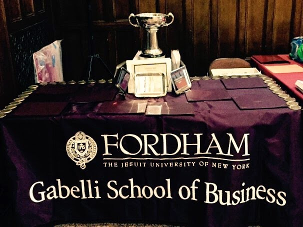 Business plan competition fordham
