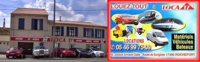 loca17 16 Avenue Armand Salle Route de Surgères 17300 Rochefort