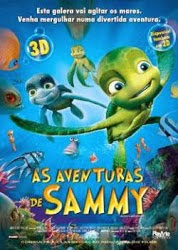 Filme As Aventuras de Sammy Dublado AVI DVDRip