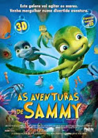 As Aventuras de Sammy – Dublado