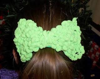 Free Crochet Hair Bow Patterns