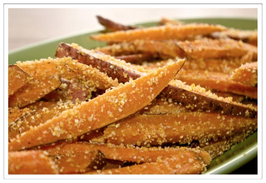 Crispy+Fries+Potato+Strips Helyn's Healthy Kitchen: Crispy Baked Sweet ...