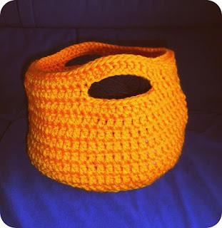 Telas cajas y tinajas cestas de ganchillo - Cestas de ganchillo ...