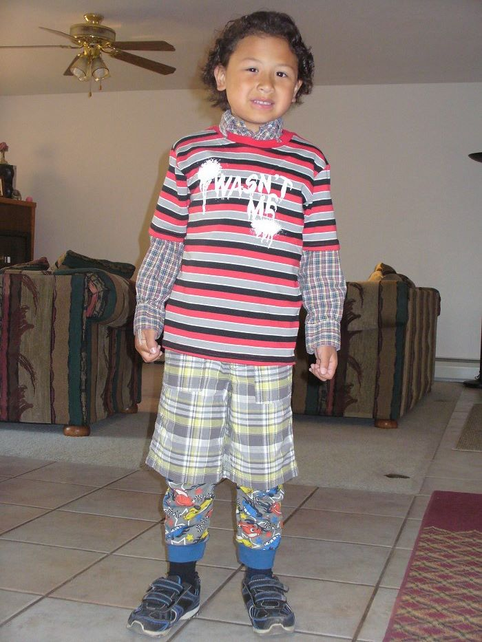 My Parenting Journey Mismatch day at school
