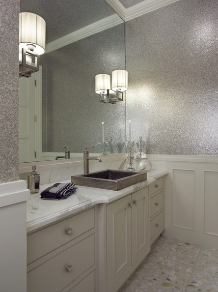 washable wallpaper for bathrooms