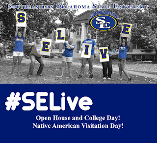 Prospective Students and Native American Students Welcome At Southeastern Oklahoma State University