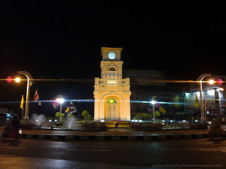 Surin Clock Tower, Phuket