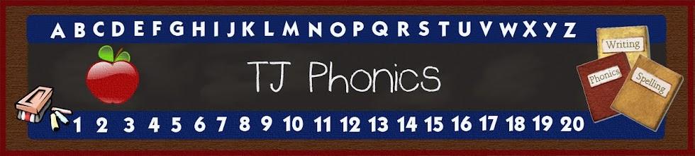 TJ Phonics