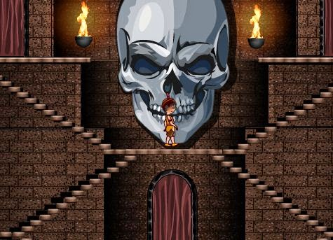 Play EnaGames Escape From Gloomy Castle