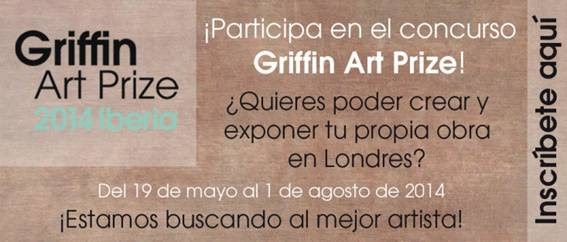 """Griffin Art Prize"",""The Fine Art Collective"",""Liquitex"",""Winsor & Newton"",""Conté à Paris"",""concurso"",""arte"",""España"""