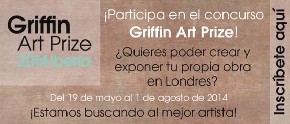 """""""Griffin Art Prize"""",""""The Fine Art Collective"""",""""Liquitex"""",""""Winsor & Newton"""",""""Conté à Paris"""",""""concurso"""",""""arte"""",""""España"""""""