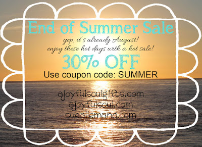 A Joyful Soul End of Summer Sale