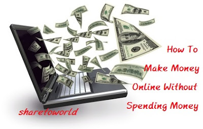 How to Make Money Online Without Spending Money to Get Started