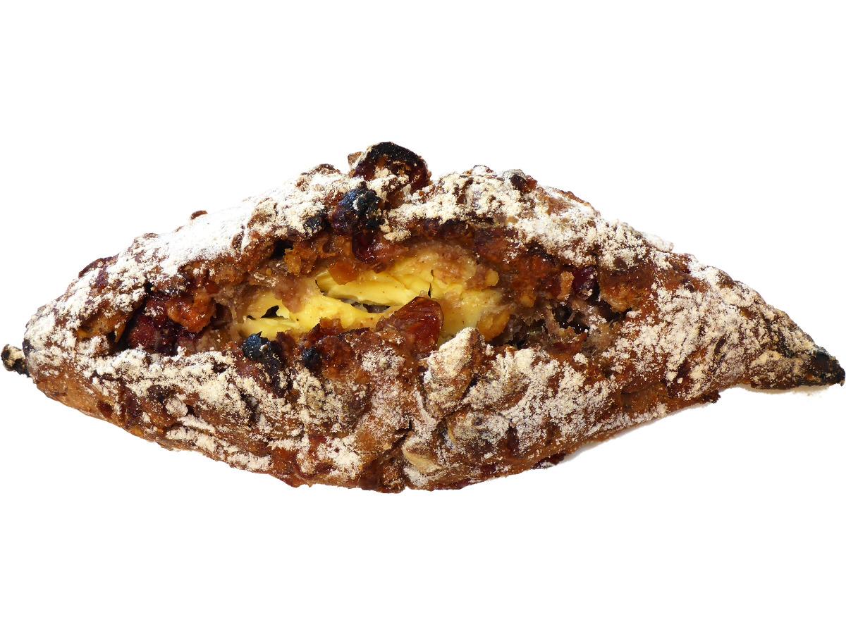クランベリーとクリームチーズのライ麦パン(Pain au fromage et airelles) | LE PAIN de Joël Robuchon(ル パン ドゥ ジョエル・ロブション)