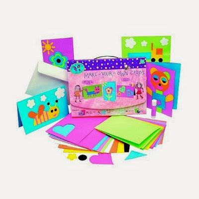 card making kit for girls
