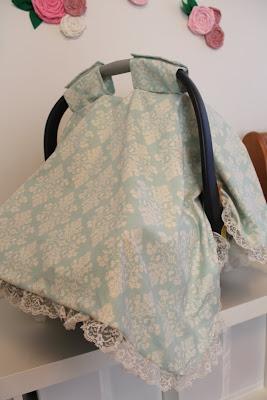 Amazon.com: Stylish Infant Car Seat Canopy/Cover (Ash Woodland): Baby