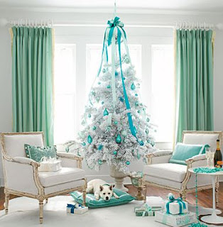 desain interior, pohon natal, interior rumah dengan pohon natal, desain pohon natal,