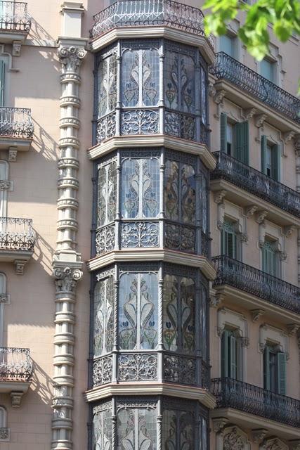 Barcelona L'Eixample