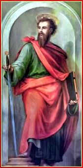 San Pablo, Apóstol y Mártir