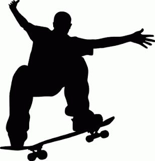 a desenhar as melhor skate   colorir