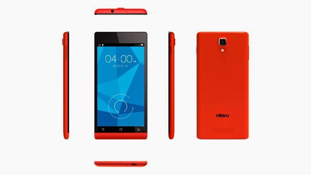 Harga Hp Dan Spesifikasi K-Touch Hexa Dual SIM