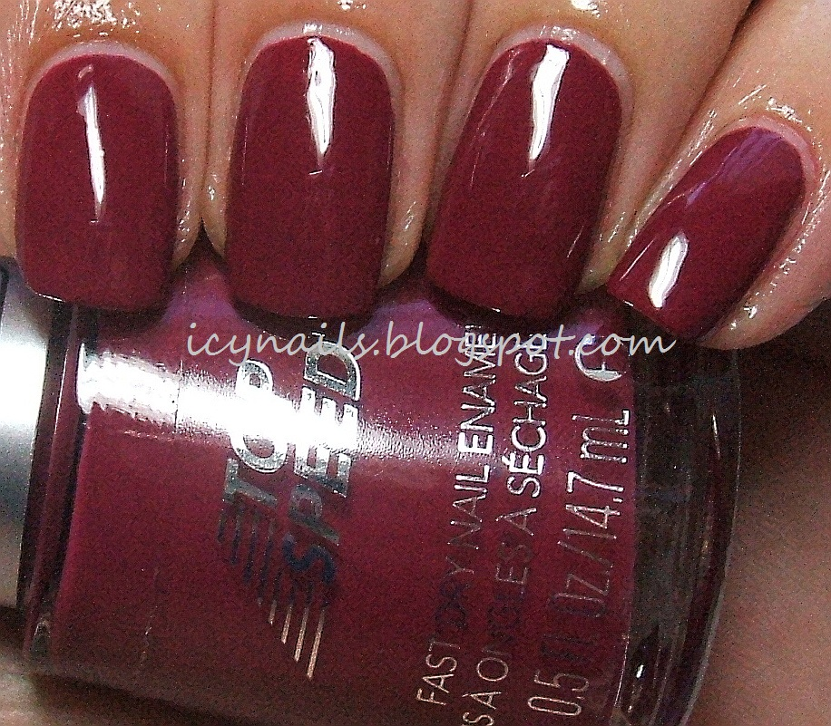 Revlon Top Speed in Vintage: Swatch and Review - Notes from My ...