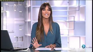 Sara Carbonero nuevo peinado