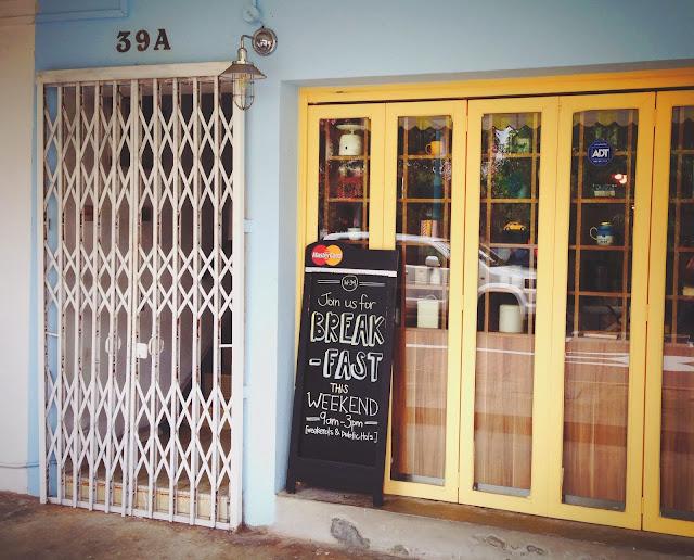W39 Bistro & Bakery at Jalan Mas Puteh