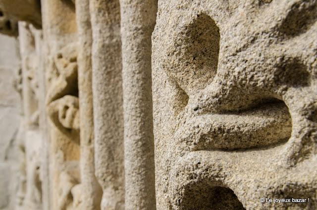 Quimper - cathédrale - façade