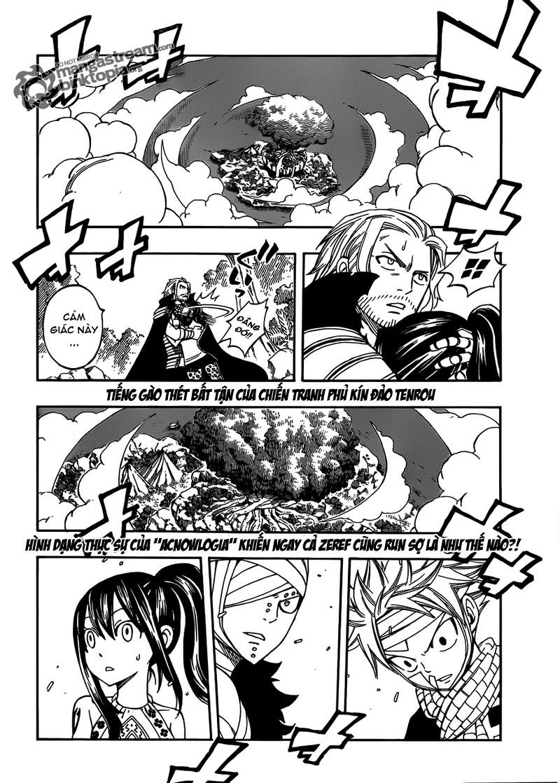 TruyenHay.Com - Ảnh 3 - Fairy Tail Chap 252