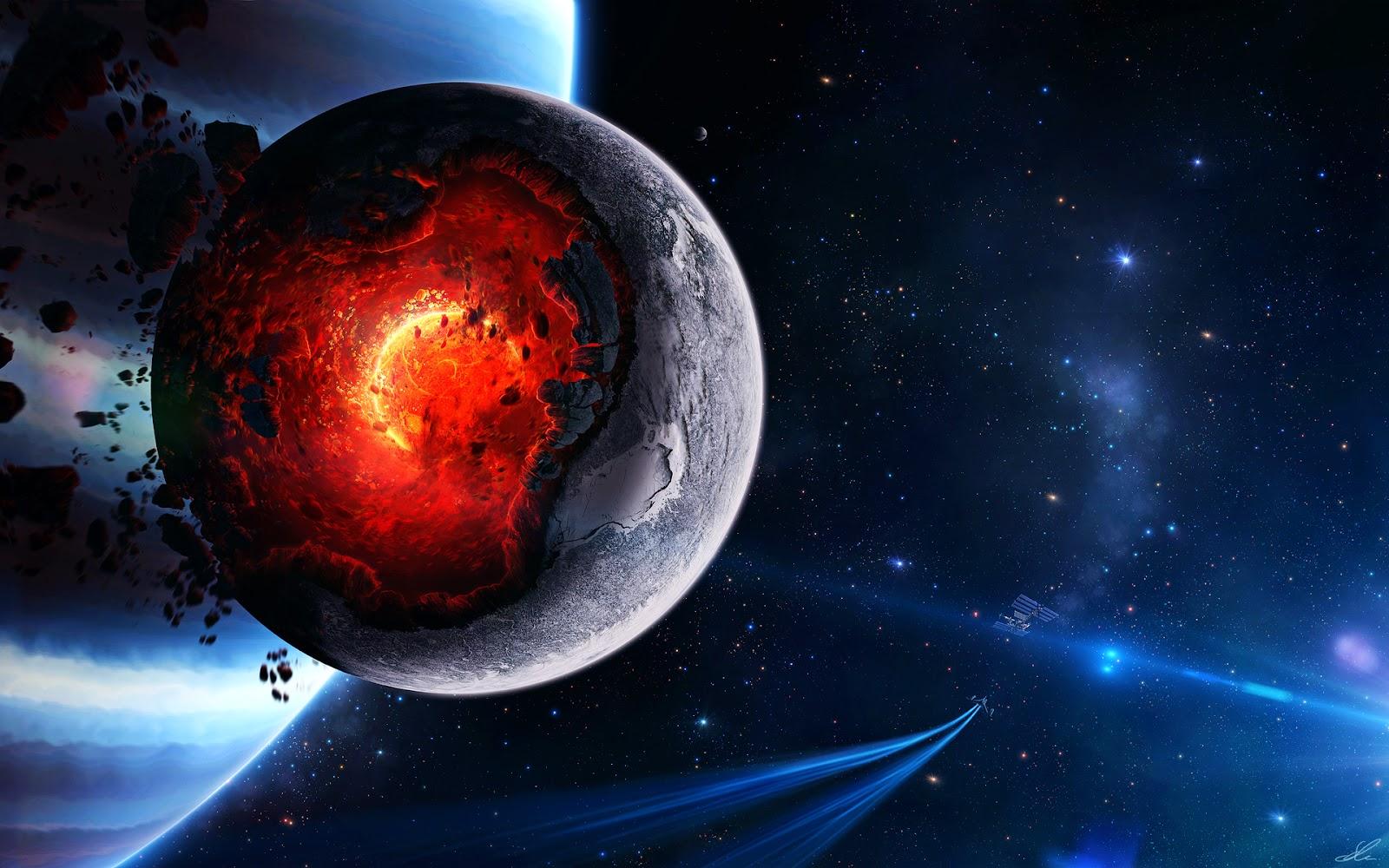 Planet Core Meltdown