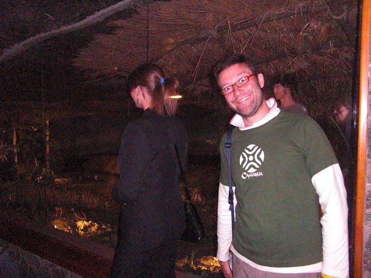Nella miniera di sale di Wielicka (2011)