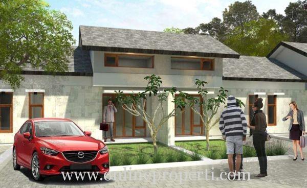 Rumah Dijual Perumahan Viyasa Valley Rumah Baru