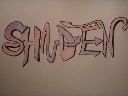 Simple graffiti designs ideas - Graffiti simple ...