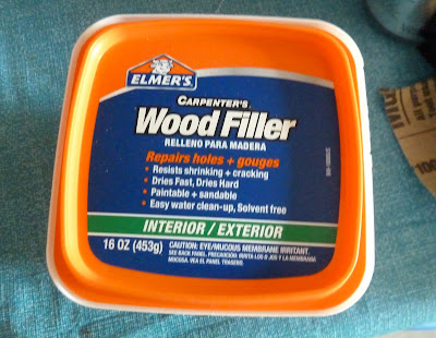 wood filler