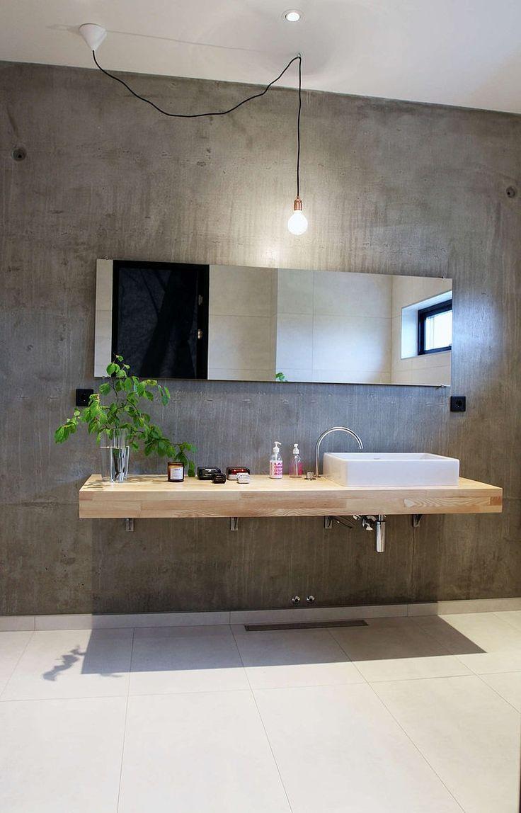 7 ideas con fotos para lavabos sobre encimera de madera for Muebles para encimeras