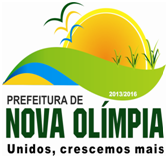 PREFEITURA MUNICIPAL DE NOVA OLÍMPIA-MT - 3332-1130 / 3332-1152