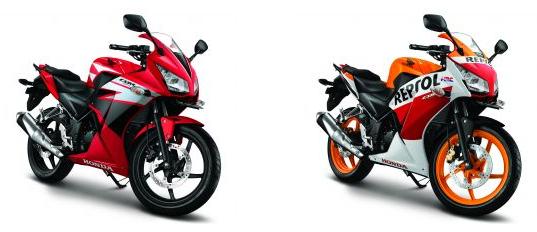 Harga Motor Honda CBR 150 Terbaru di Jakarta