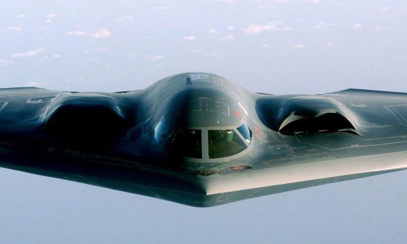 Stealth B-2 Spirit Multi-Role Bomber