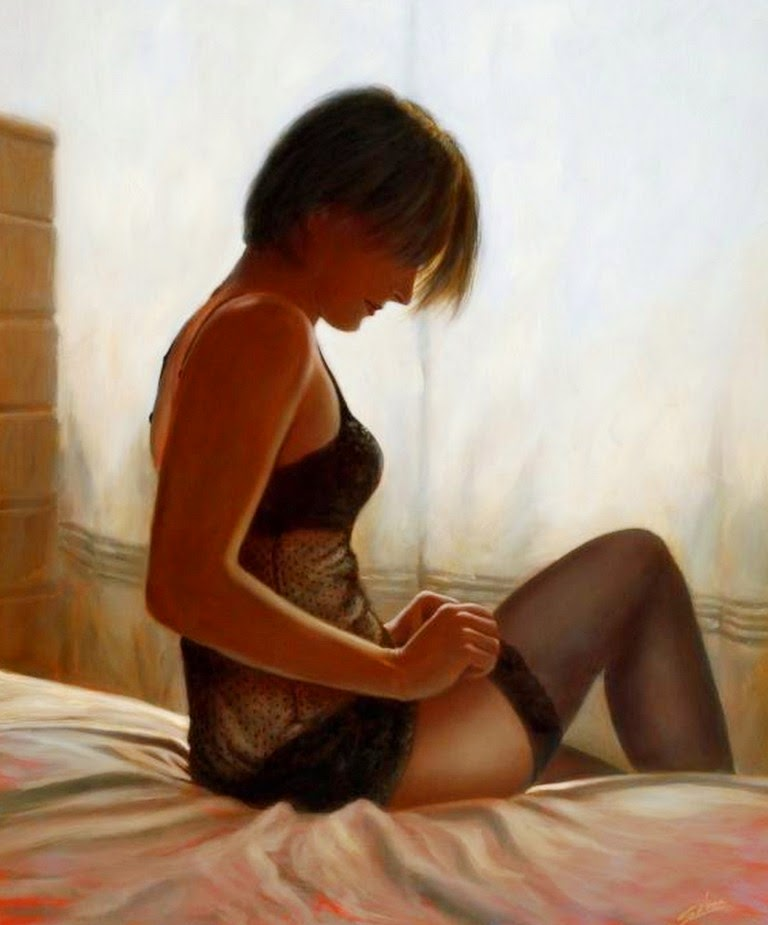 mujeres-en-retratos-realistas-al-oleo