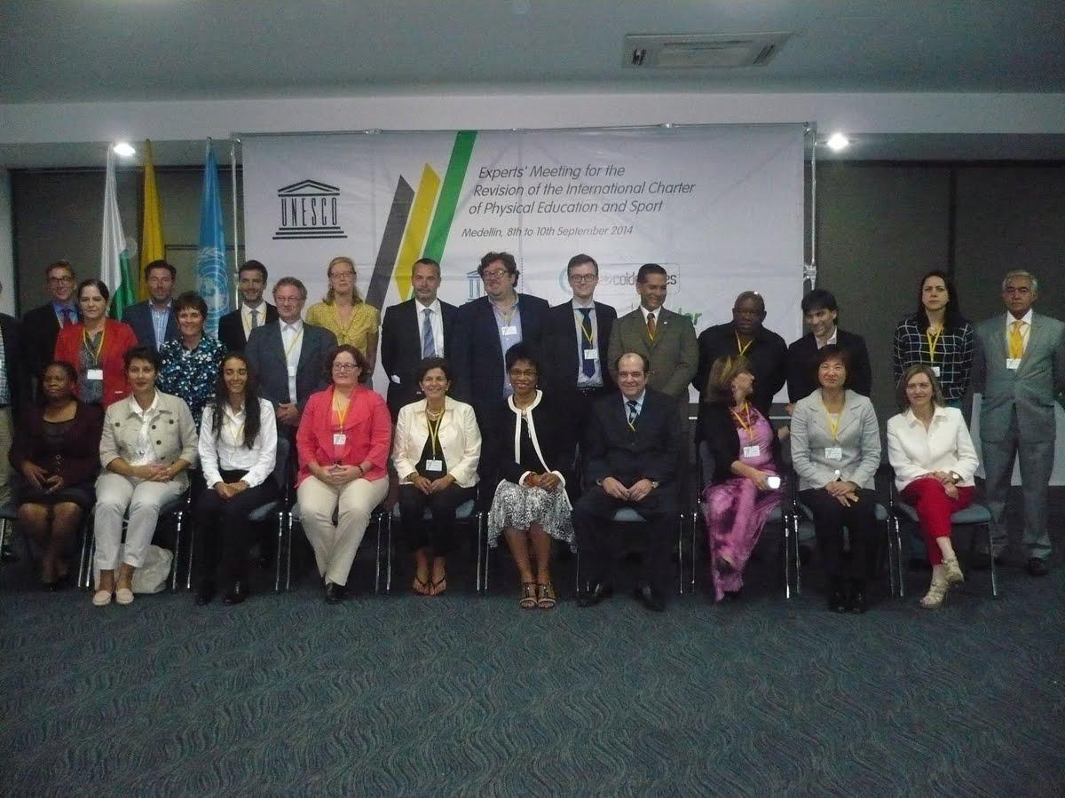 Carta Internacional de la Educación Física, la Actividad Física y el Deporte de la UNESCO