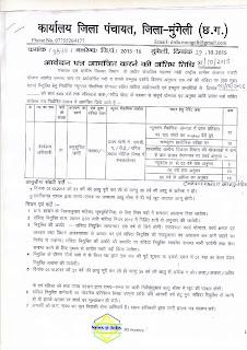 Notification-Zila-Panchayat-Mungeli-Programme-Officer-Posts1