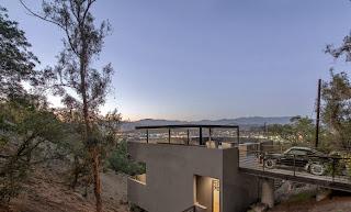 Desain Rumah Minimalis Modern Atap Garasi gambar 5