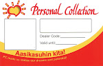 Personal Collection ID Card