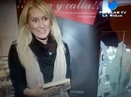 ¡Pincha para ver la entrevista en... Popular TV - La Rioja!