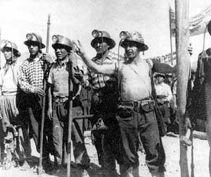 Revolución en Bolivia