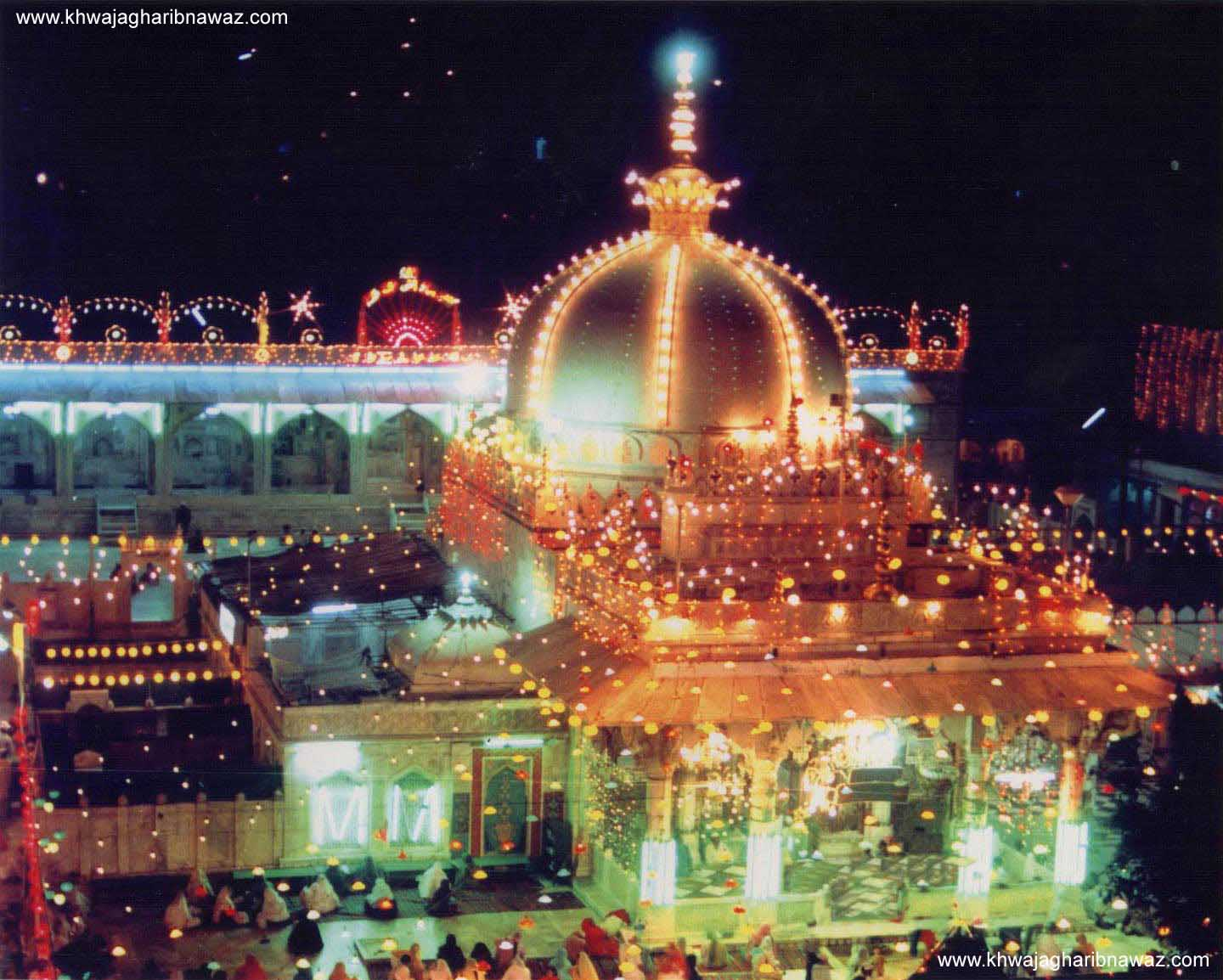 Ajmer India  City new picture : Undiscovered Indian Treasures: Ajmer Sharif: The Heart of Sufism
