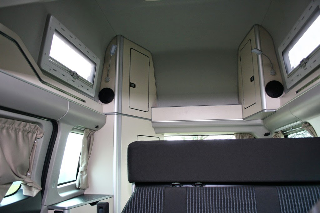 Campingbus: Ford Transit Custom Kombi - Der neue Ford ...